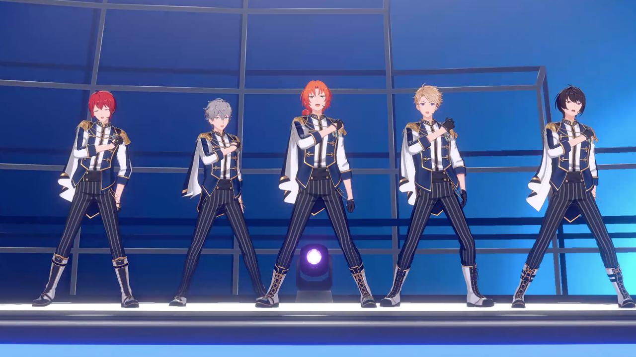 『あんさんぶるスターズ!!Music』Knightsの楽曲MV、ゲームサイズフルver.が公開!