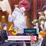『A3!』×「カラオケの鉄人」ReMix コラボレーションキャンペーン2