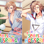 A3's Event 'High Spirits at the Hot Spring!' 01