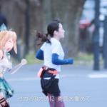 """、東京マラソン2020オフィシャルドリンク「ポカリスエット」WEBムービー""""バーチャル東京サプライ少女2020 青く駆けろ!""""篇13"""