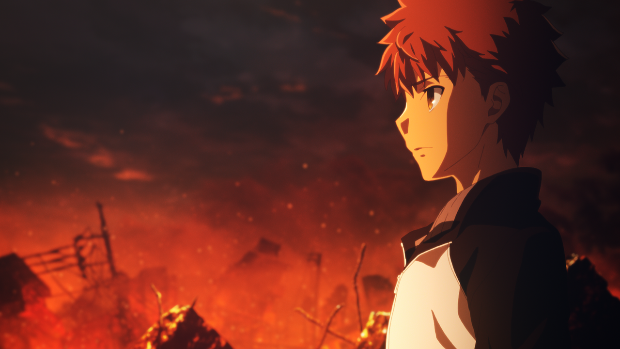 劇場版『Fate/stay night [Heaven's Feel]』1章&2章ニコニコ生放送で無料配信3