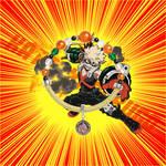 『僕のヒーローアカデミア』天然石を使用したコラボアクセサリー4