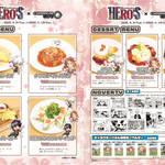 『Mashima HERO'S』コラボカフェ2