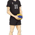 『ハイキュー!! TO THE TOP』稲荷崎高校の3名の新キャスト& キャラクタービジュアル2