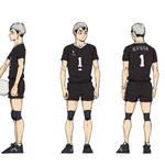『ハイキュー!! TO THE TOP』稲荷崎高校の3名の新キャスト& キャラクタービジュアル5