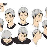 『ハイキュー!! TO THE TOP』稲荷崎高校の3名の新キャスト& キャラクタービジュアル6
