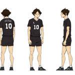 『ハイキュー!! TO THE TOP』稲荷崎高校の3名の新キャスト& キャラクタービジュアル7