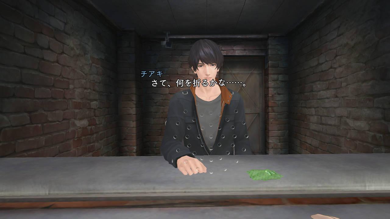 『囚われのパルマ Refrain』VR面会6