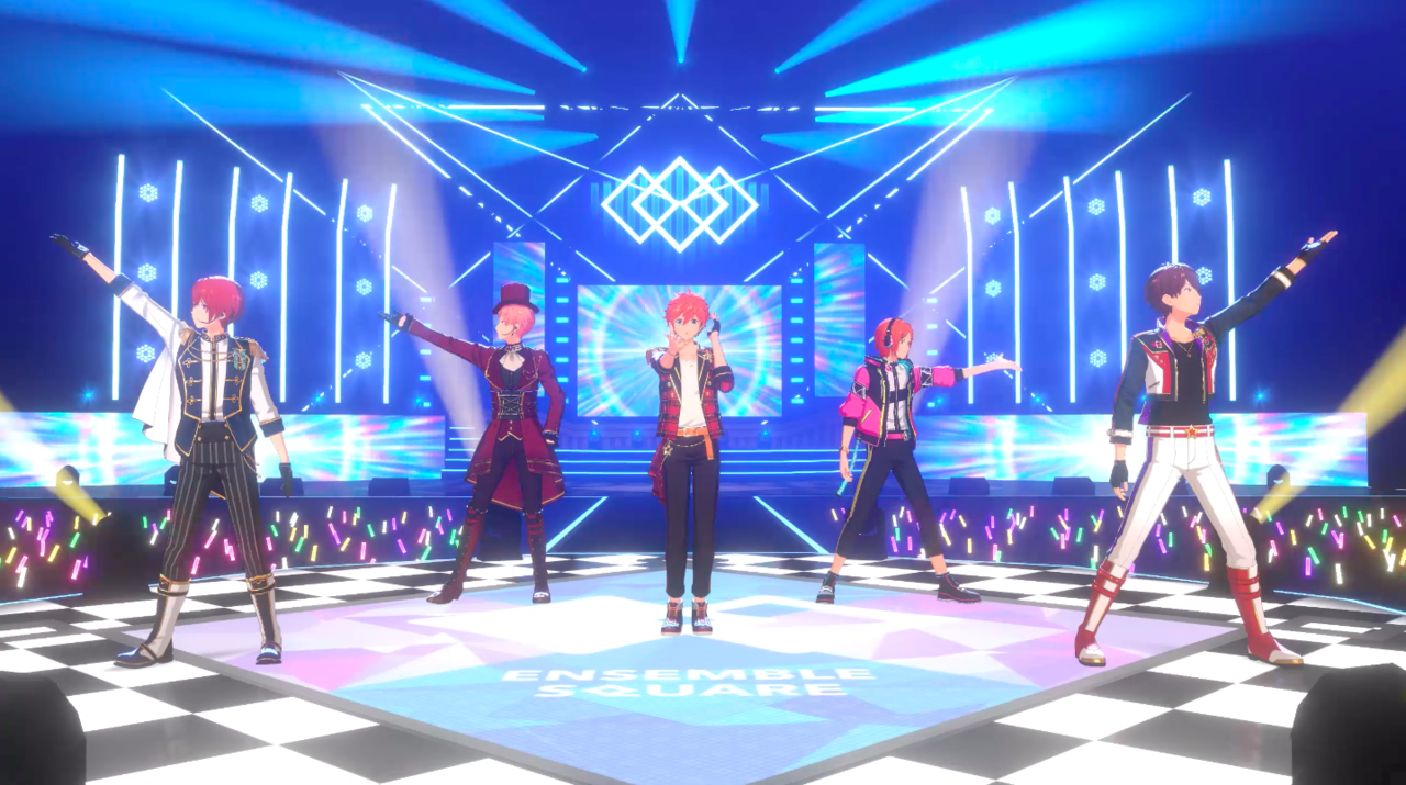 『あんさんぶるスターズ!!』アイドル初の全員集合!『BRAND NEW STARS!!』特別映像が公開に3