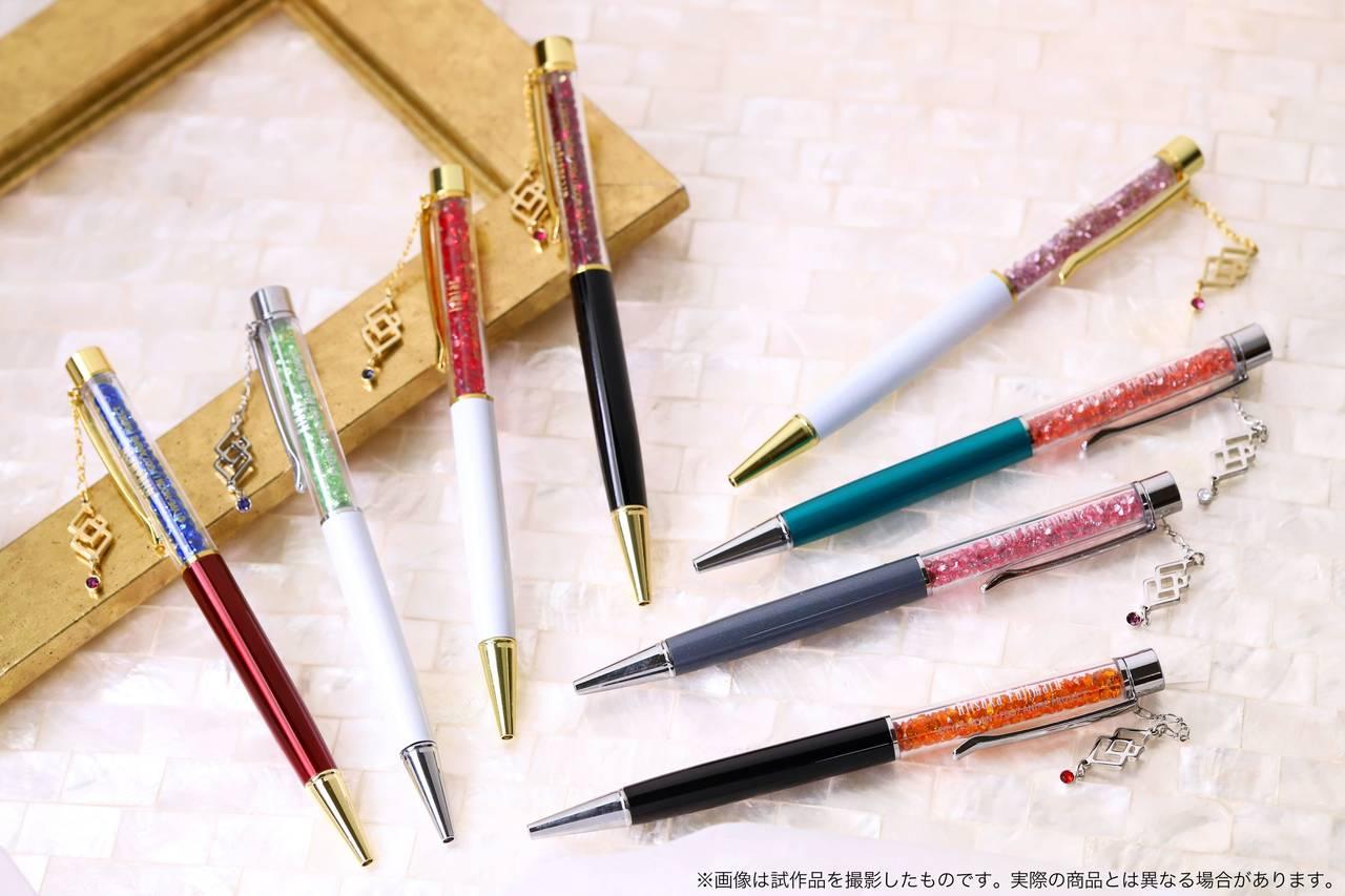 『Fate/Grand Order -絶対魔獣戦線バビロニア-』スワロフスキークリスタル入りボールペン