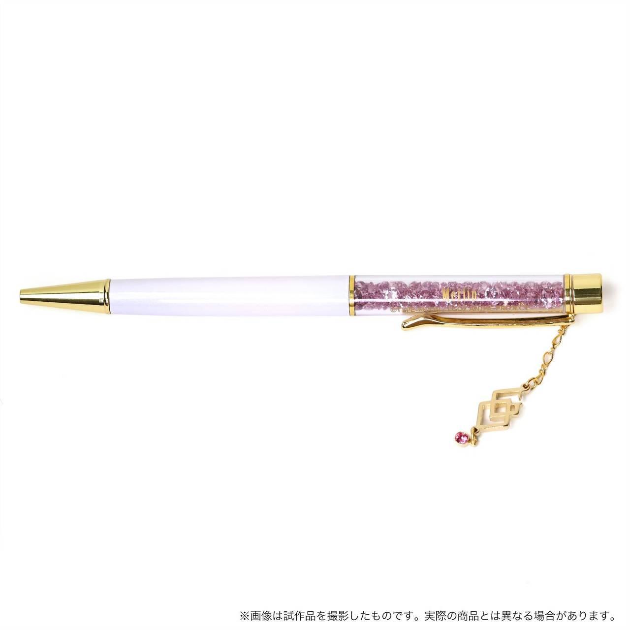 『Fate/Grand Order -絶対魔獣戦線バビロニア-』スワロフスキークリスタル入りボールペン6