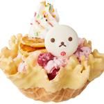 コリラックマのパンケーキ オン アイス