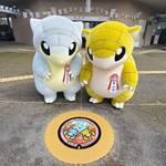 ポケモンマンホール『ポケふた』_鳥取_サンド