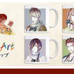 『文豪とアルケミスト』Ani-Art マグカップ