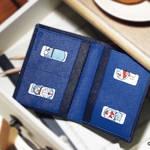 『ドラえもん』50周年デザインの限定財布 画像
