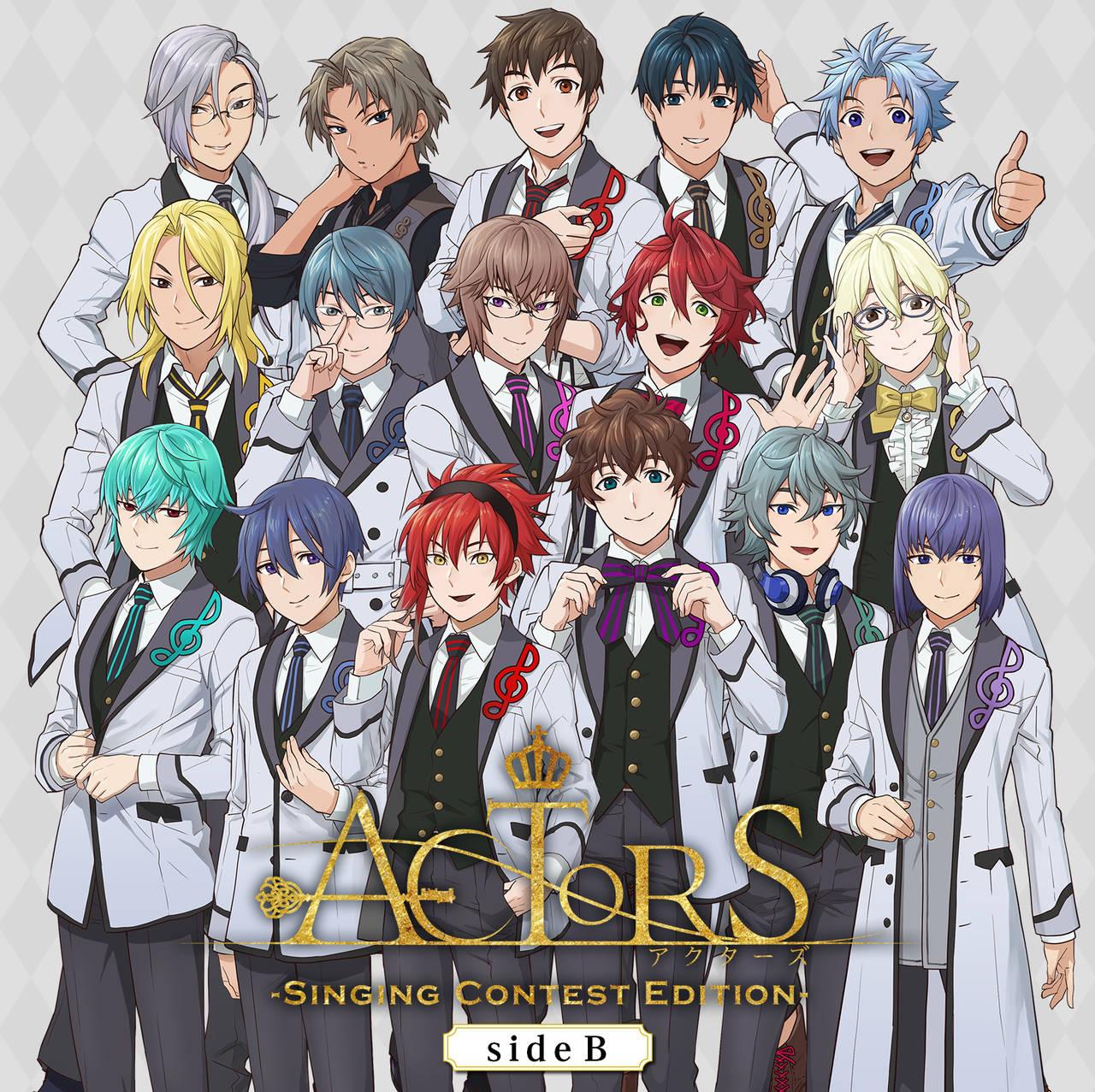 ACTORS -Singing Contest Edition- sideB