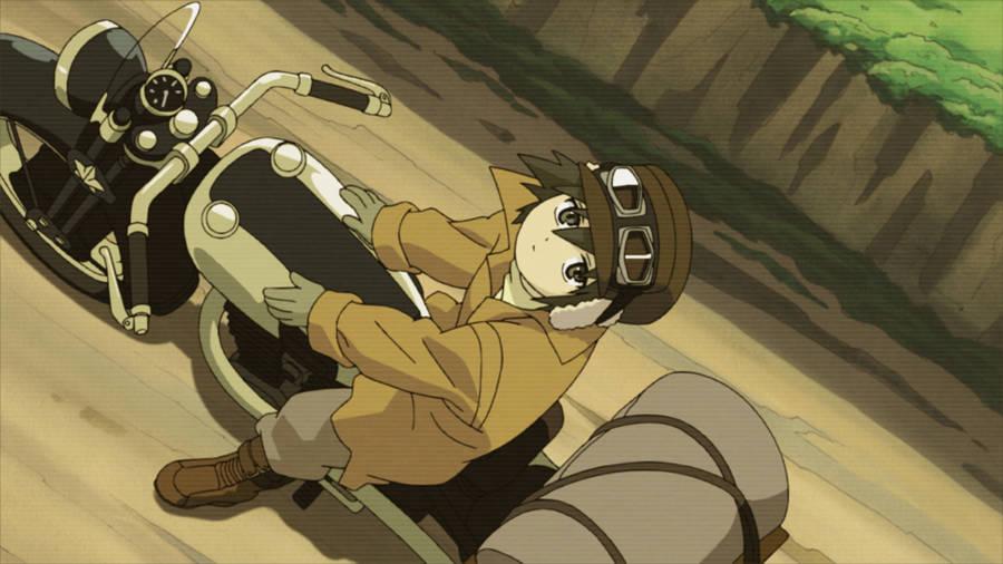 『キノの旅』アニメ第1作目が初Blu-ray化4