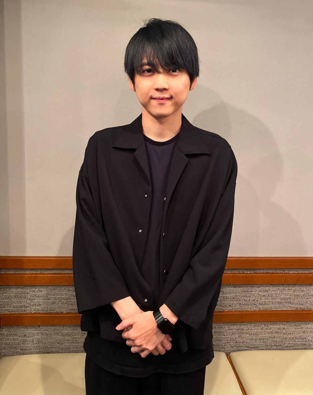 梶裕貴独占インタビュー  写真画像numan02