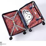 スヌーピー_スーツケース