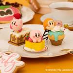 『星のカービィ』お菓子モチーフのフィギュア第2弾