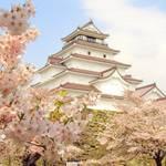 鶴ヶ城 写真
