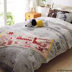 『スヌーピー』生誕70周年記念の寝装品シリーズ