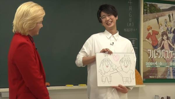 『フルーツバスケット』島﨑信長、内田雄馬ら男性声優陣がカズレーザーと特番配信!6