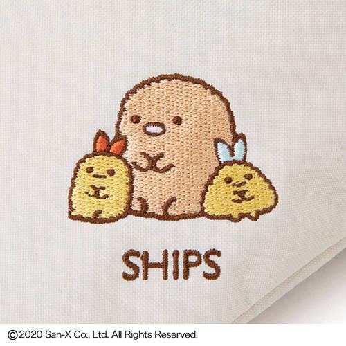 すみっコぐらし バイカラーバッグBOOK produced by SHIPS KIDS8