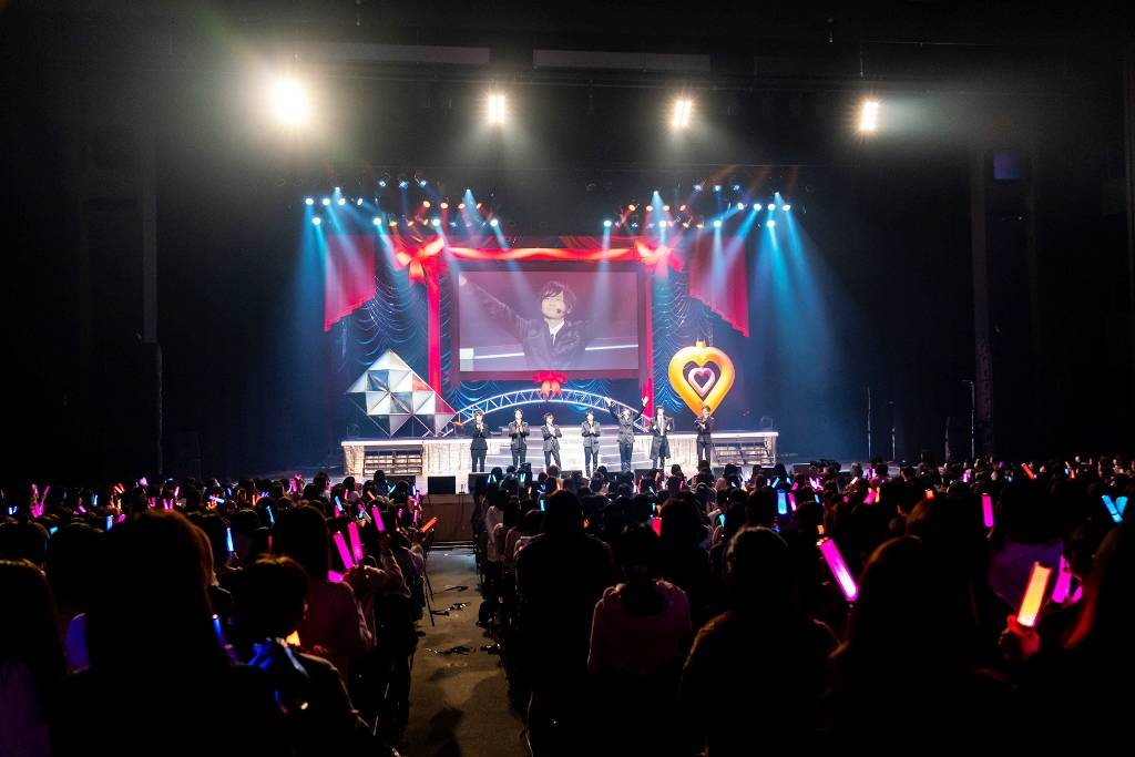 「REAL⇔FAKE SPECIAL EVENT Cheers, Big ears!」イベント写真3
