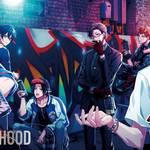 『ヒプノシスマイク -Division Rap Battle-4th LIVE@オオサカ《Welcome to our Hood》』Blu-ray&DVDジャケット