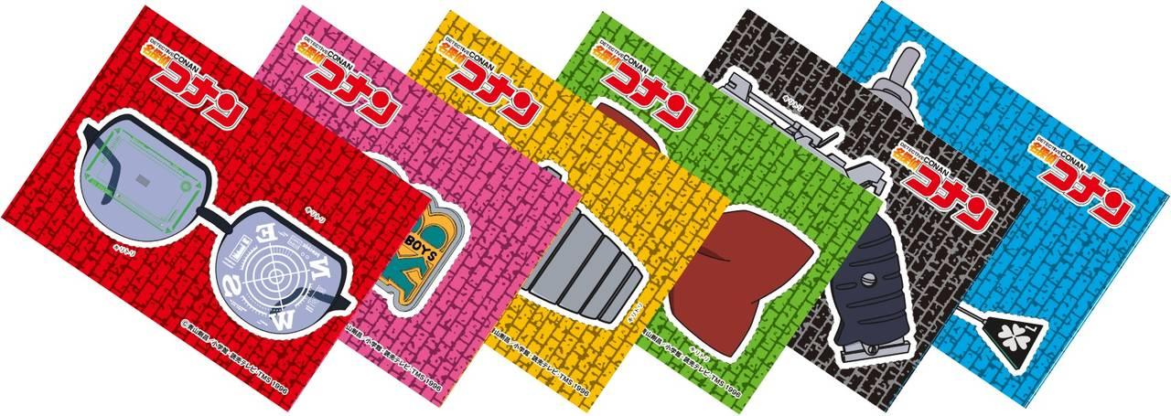 ベビースターが『名探偵コナン』オリジナルパッケージで登場!3