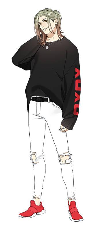 天城 士欧(あまぎ しおう) AMAGI SHIO
