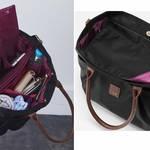 進化した「観劇バッグ」が好評!パンフレットやフライヤーが綺麗に持ち帰ることができる!5