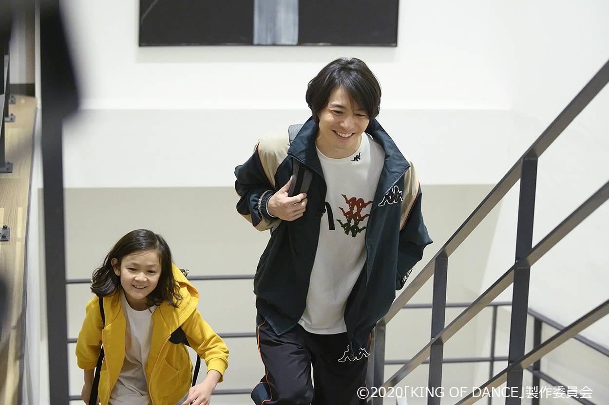『KING OF DANCE』第2話あらすじ&場面写真画像1