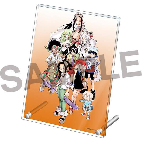 『シャーマンキング展』4月28日より販売グッズの事後通販が決定!2