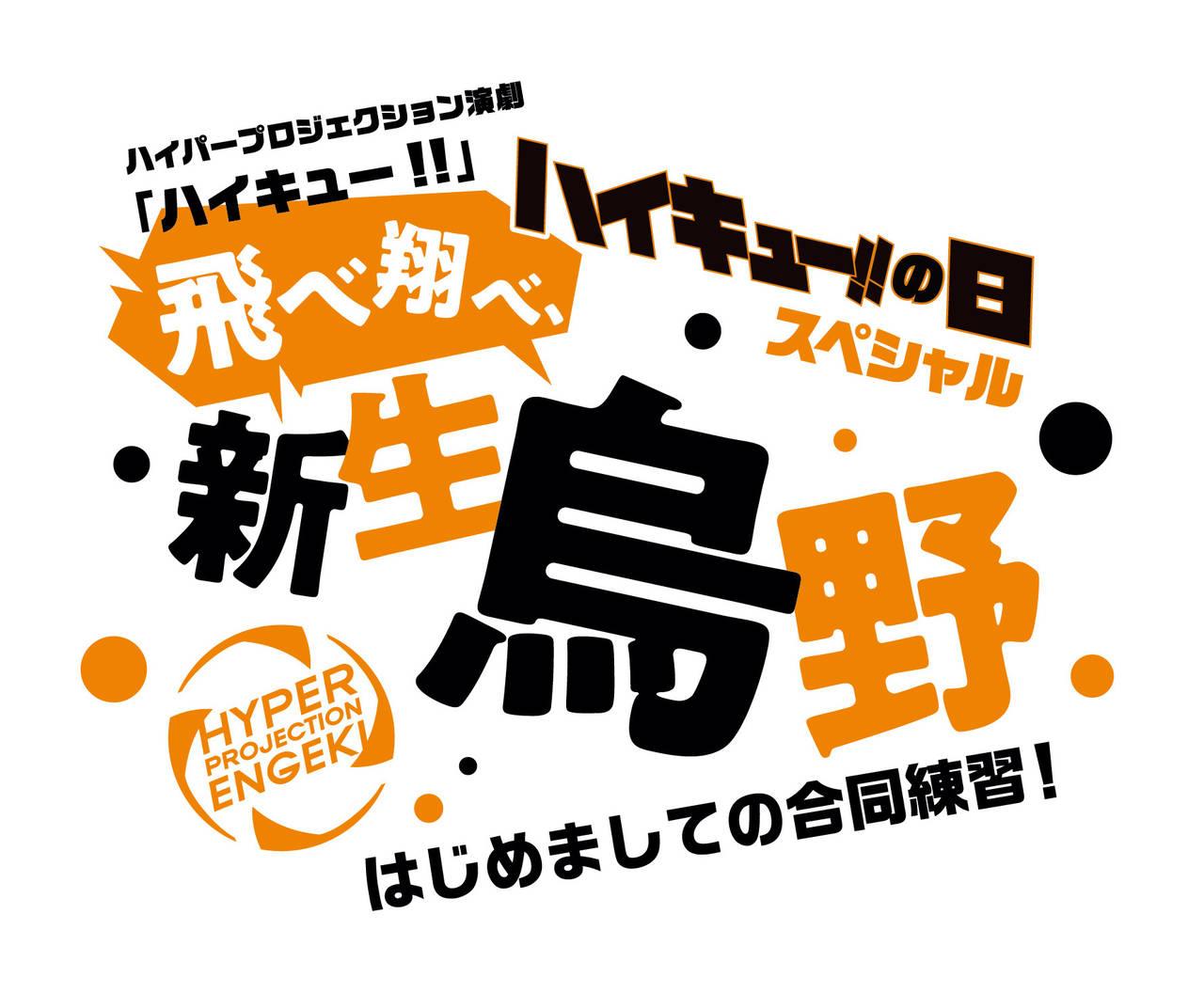 演劇『ハイキュー!!』最新公演のゲネプロ映像配信が決定!歴代9作品も〝「ハイキュー!!」価格で!6