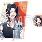 『A3!(エースリー)』第二部公式ノベル、待望の3巻&4巻が発売決定!4