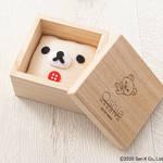 リラックマ_ハンドクラフト「押絵箱板」3