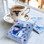 名探偵コナン×カレルチャペック紅茶店コラボ紅茶「宝石ジャスミン紅茶」