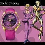 ジョジョの奇妙な冒険 黄金の風_腕時計