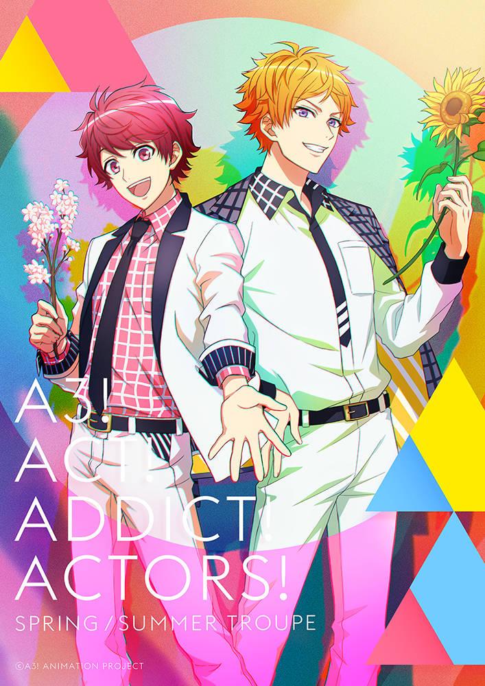 アニメ『A3!』SEASON SUMMERのPV公開2