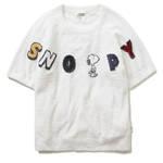 『スヌーピー』×「ジェラート ピケ」9