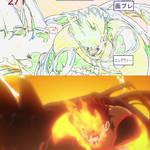 『僕のヒーローアカデミア』アニメの線撮と本編の比較ムービーが公開に4