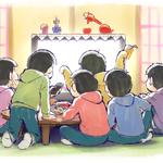 『おそ松さん』松野家6つ子生誕祭2020企画 特別ビジュアル公開!記念グッズも販売決定!2