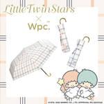 「ハローキティ」「リトルツインスターズ」 × Wpc.™(ダブリュピーシー)折り畳み傘3