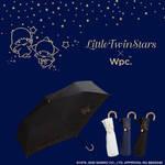 「ハローキティ」「リトルツインスターズ」 × Wpc.™(ダブリュピーシー)折り畳み傘4