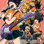 『僕のヒーローアカデミア』4期BD&DVD最終巻ジャケット解禁