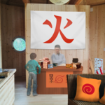 NARUTOコラボルーム『火影の別荘』4