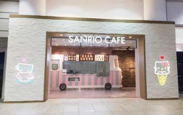 サンリオカフェ池袋店