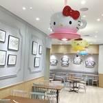 サンリオカフェ池袋店4